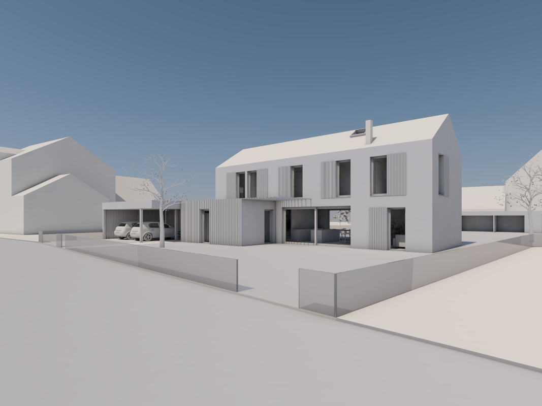 Einfamilienhaus HAY